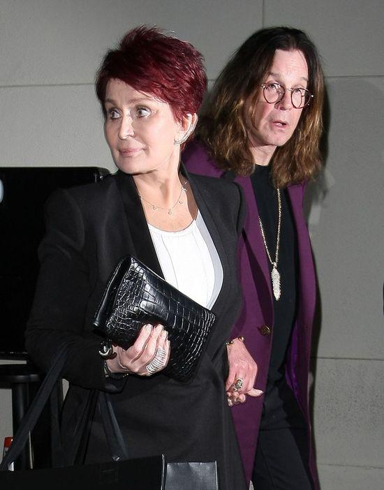 Sharon i Ozzy Osbourne ROZSTAJĄ SIĘ! Wszystko przez...