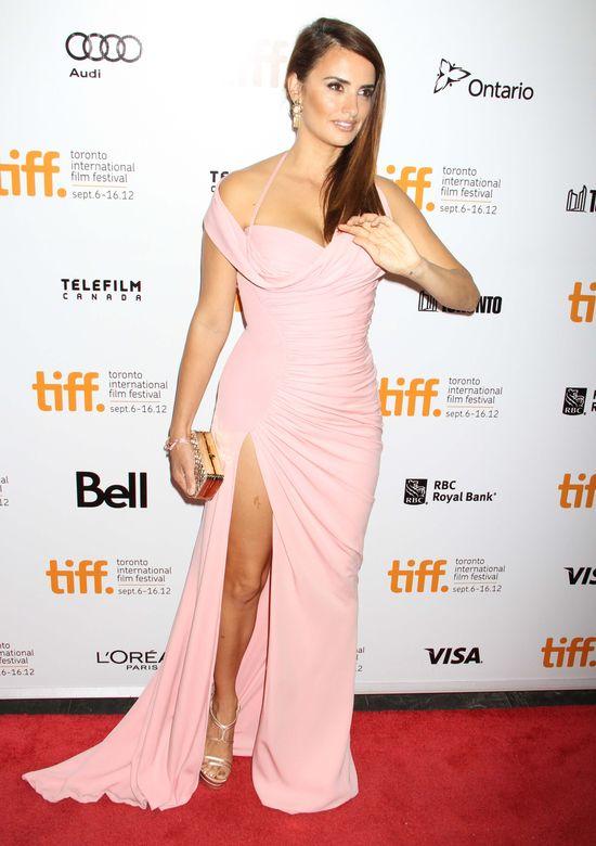 Penelope Cruz na premierze filmu Twice Born (FOTO)