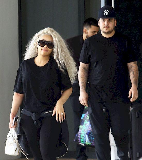 Rob Kardashian o związku z Blac Chyną: Przeszła ze mną piekło