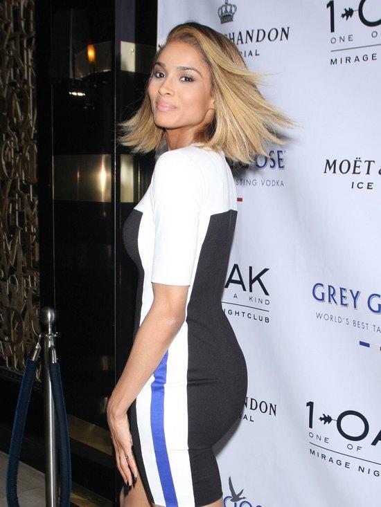 Seksowna Ciara i jej nowy look (FOTO)