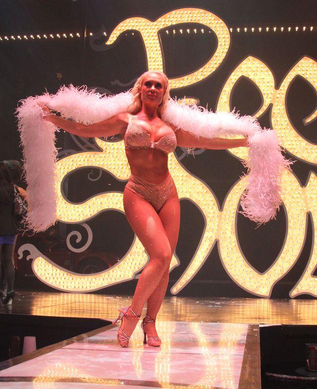 Coco Marie zrobiła konkurencję Dicie Von Teese (FOTO)