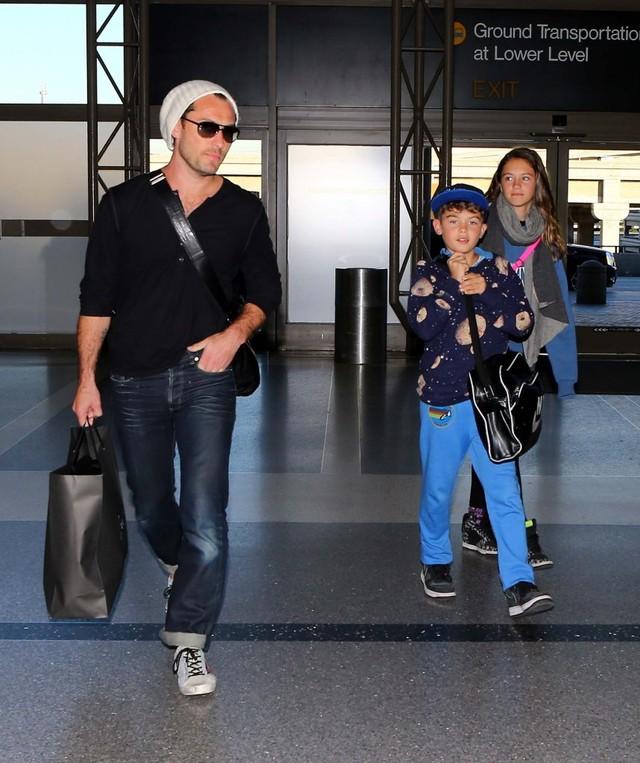 Jude Law zosta� ojcem po raz pi�ty