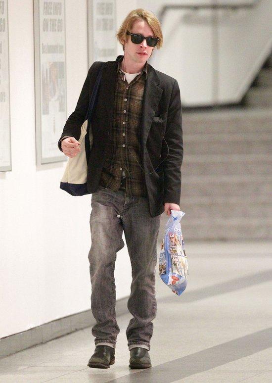 Czy Macaulay Culkin wygląda na chorego narkomana? (FOTO)