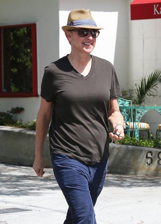 Ellen DeGeneres wygląda jak mężczyzna! (FOTO)