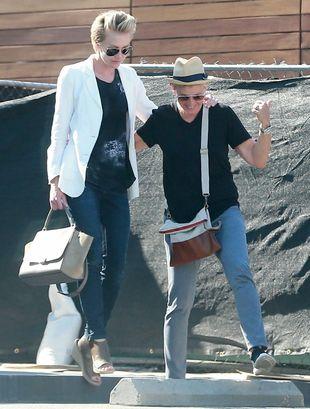 Małżeńska awantura u Ellen DeGeneres i Portii de Rossi
