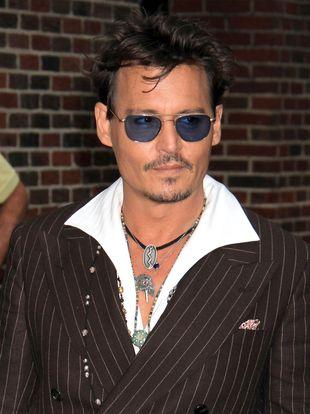 Johnny Depp nie nosi bielizny!