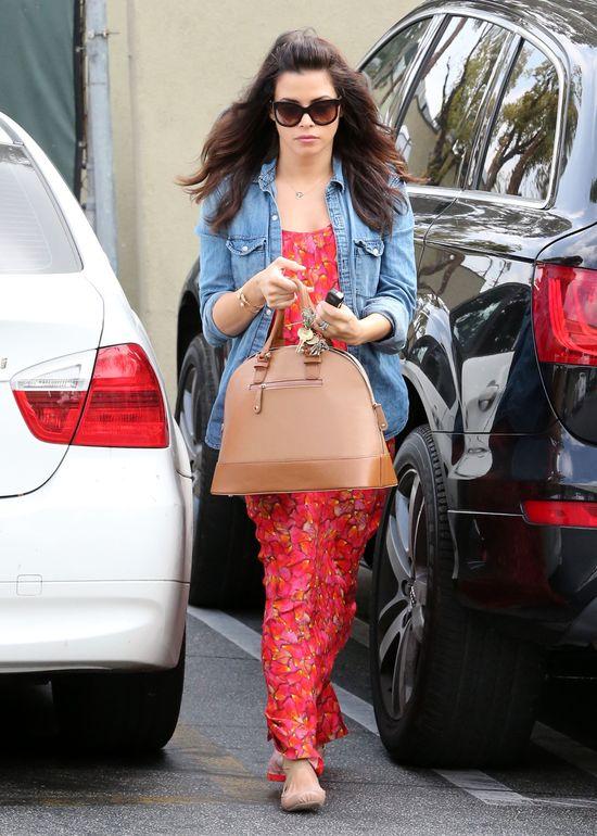Jenna Dewan ma już duży ciążowy brzuszek (FOTO)