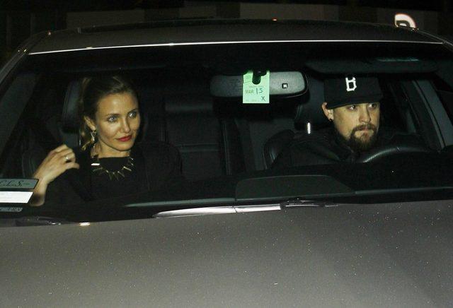 Cameron Diaz wygląda, jakby była w ciąży? (FOTO)