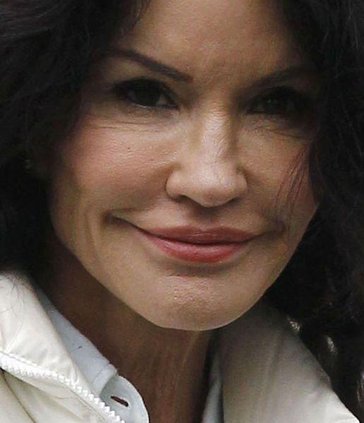 Janice Dickinson dzi� ma u�miech Jokera (FOTO)