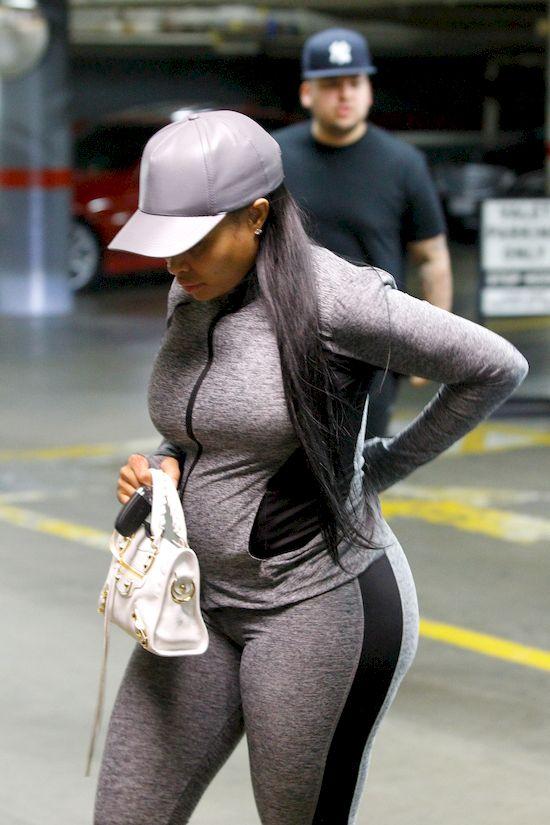 Rob Kardashian BIŁ I ZNĘCAŁ SIĘ nad Blac Chyną?!