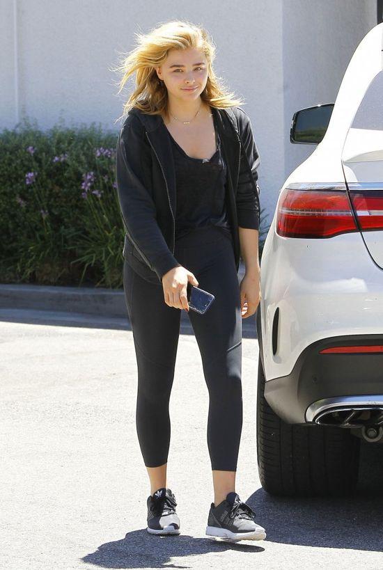 Chloe Moretz już dawno nie wyglądała tak... źle! Czy to wina Khloe Kardashian?