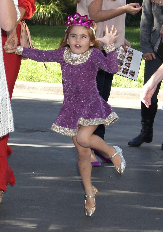 Córka Ambrosio w roli latynoskiej księżniczki Sofii (FOTO)