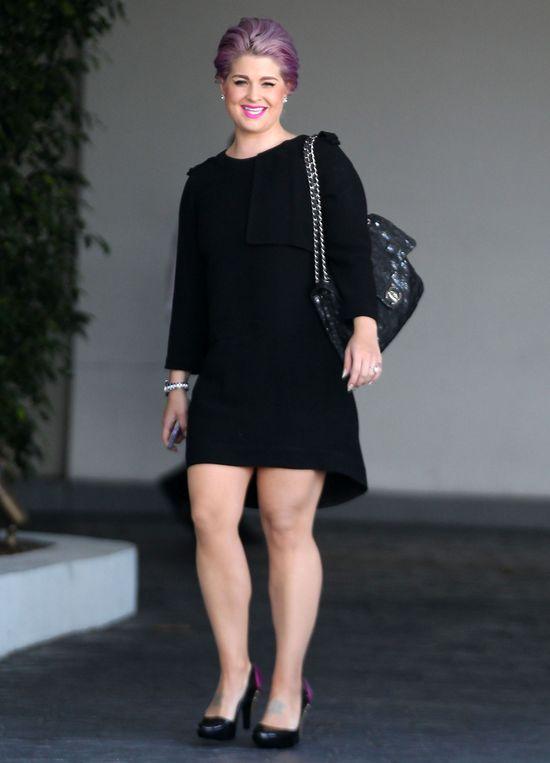 Fergie wypina brzuch (FOTO)