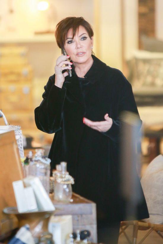 Kris Jenner nie ufa Blac Chynie i namawia Roba na... test ojcowski!