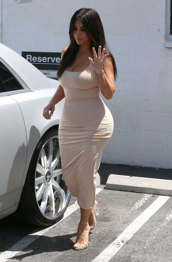 Czy Kim Kardashian na pewno schudła?