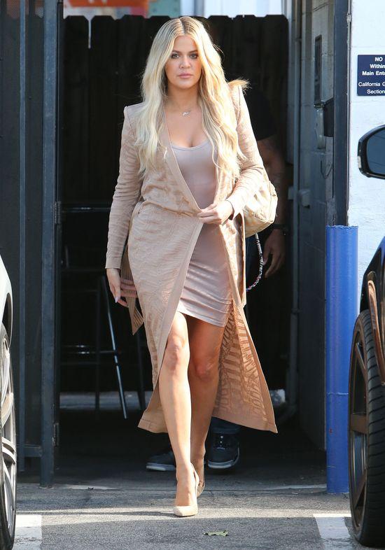 Khloe Kardashian wpadła w furię, kiedy dowiedziała się o ciąży Blac!