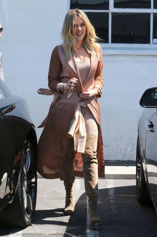 Trudne chwile Khloe Kardashian. Rob Kardashian nie chce mieć z nią nic wspólnego