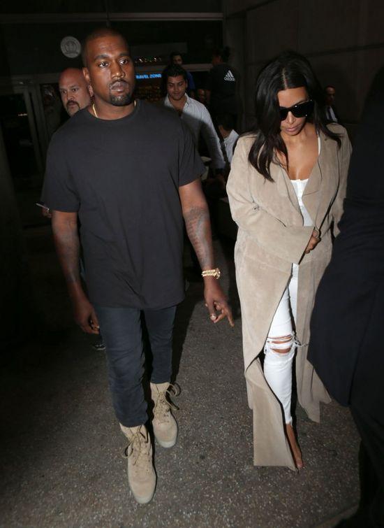 Kim Kardashian udostepniła urocze zdjęcie North West (FOTO)