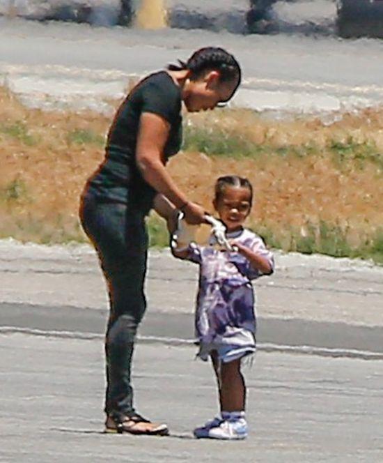 Nori zada�a wzruszaj�ce pytanie Kanye Westowi o zmar�� mam�