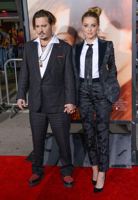 Czy mi�dzy Amber Heard i Johnnym Deppem dosz�o... do ugody?