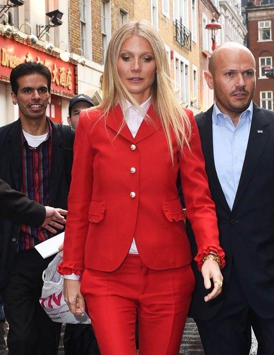 Gwyneth Paltrow i wokalista Coldplay, Chris Martin, już po rozwodzie