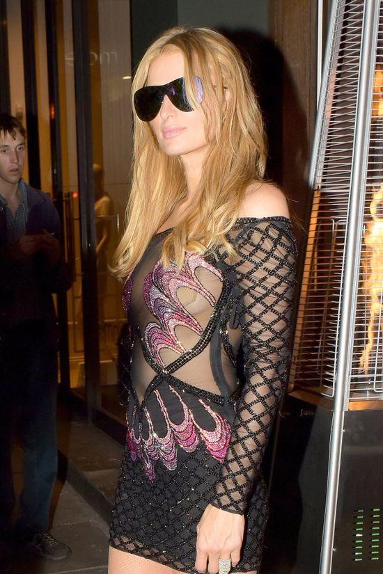 Czy ISIS grozi... Paris Hilton?!