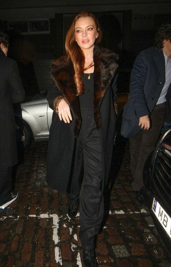 SZOK! Narzeczony Lindsay Lohan próbował ją zabić! (VIDEO)