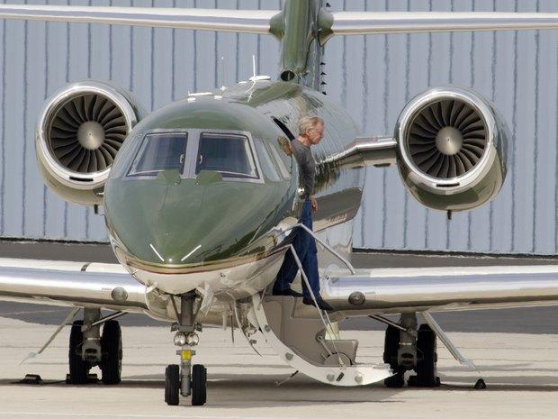 Harrison Ford zamiast samochodu ma... własny samolot (FOTO)
