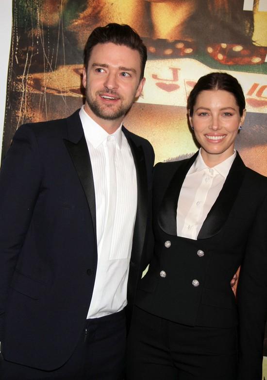 Pan i Pani Timberlake - ładna z nich para? (FOTO)