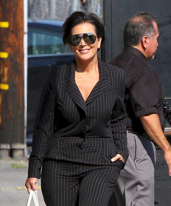 Kris Jenner już tak nie wygląda! (FOTO)
