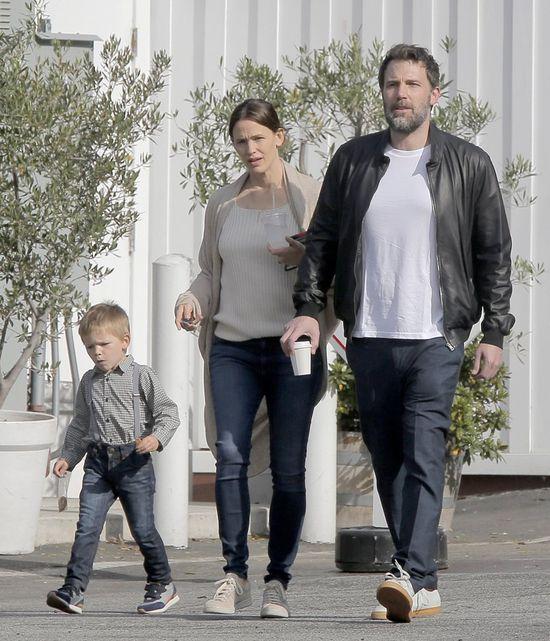 Ben Affleck i Jennifer Garner... dalej są razem?