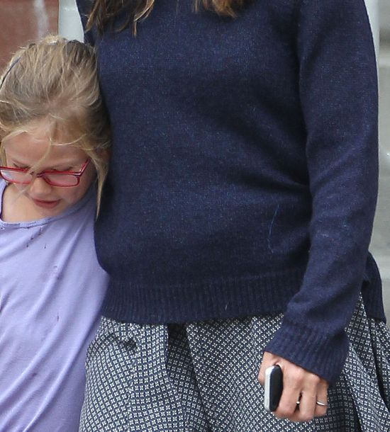 Jennifer Garner w ci��y z czwartym dzieckiem? (FOTO)