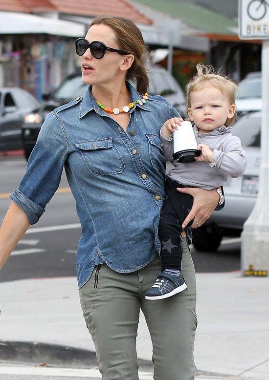 Jennifer Garner znów w ciąży? (FOTO)
