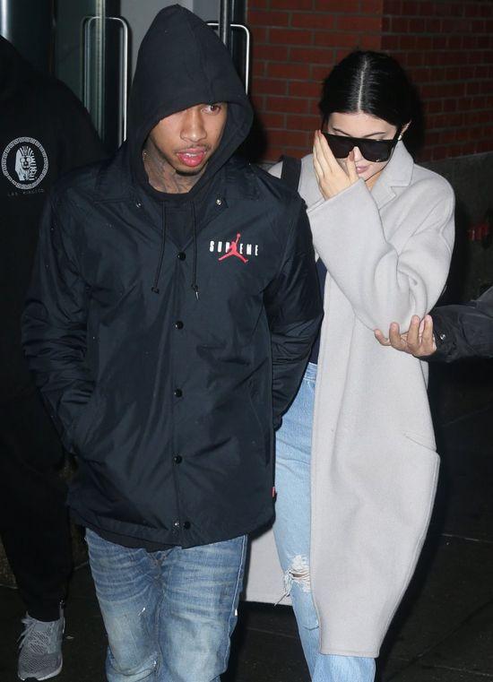 Tyga całkowicie zerwał kontakty z Kylie! Zablokował nawet...