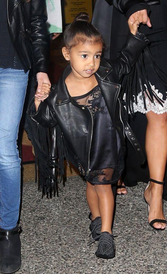 Nori zadała wzruszające pytanie Kanye Westowi o zmarłą mamę
