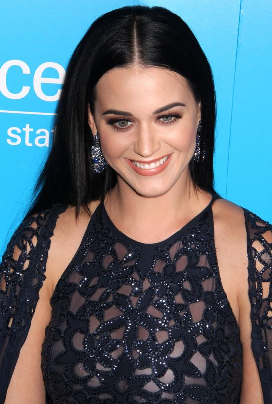 Dawno nie widziana Katy Perry pokazała trochę biustu (FOTO)