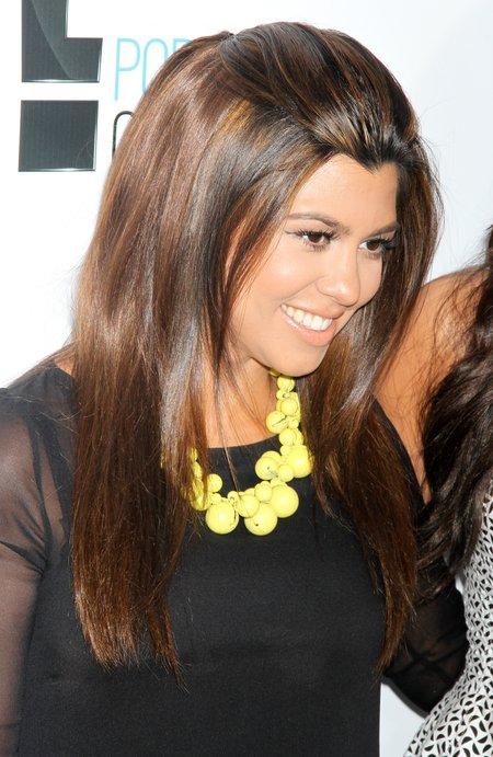 Są chwile, kiedy Kourtney Kardashian nie może wytrzymać!