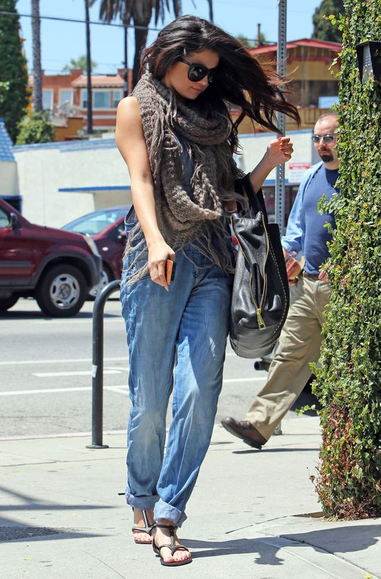Selena Gomez: Nie zwracam uwagi na sw�j wygl�d! (FOTO)
