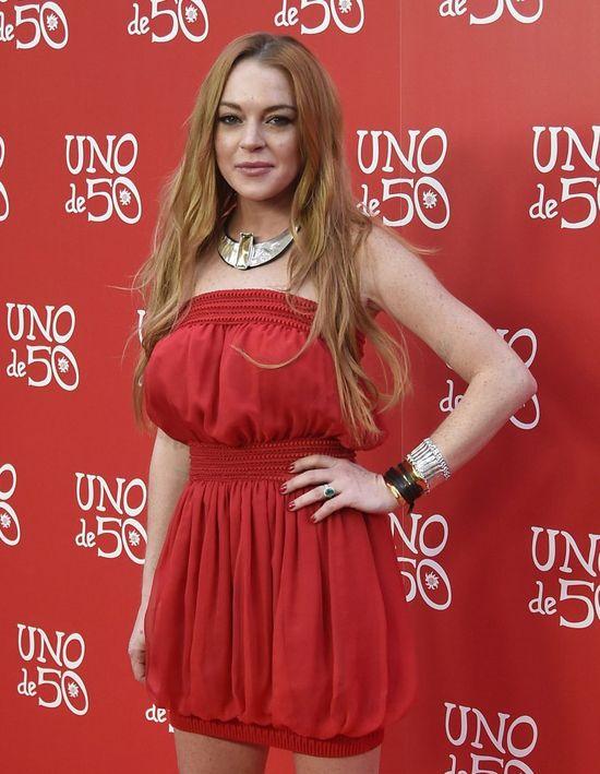 SZOK! Narzeczony Lindsay Lohan pr�bowa� j� zabi�! (VIDEO)