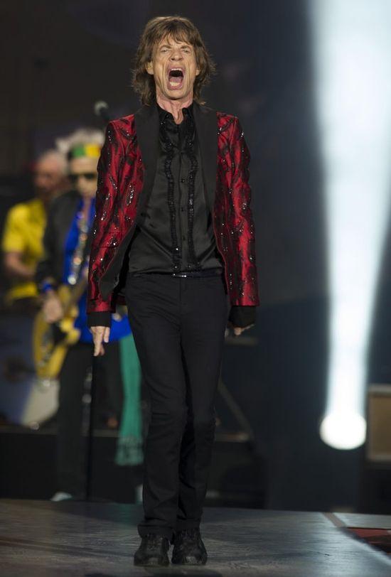 72-letni Mick Jagger ponownie został ojcem! Kim jest matka dziecka?