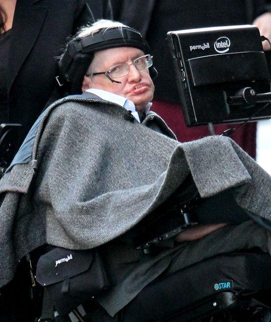 Marzeniem Stephena Hawkinga jest... WYSTĘP u Kardashianów!