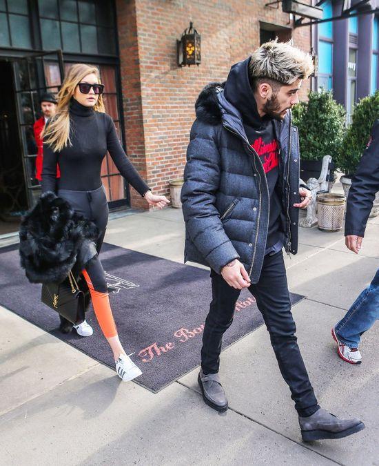 Zayn Malik i Gigi Hadid WRÓCILI do siebie!
