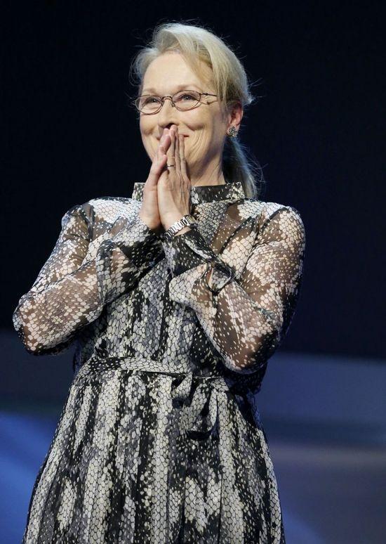 Meryl Streep ośmieszyła Donalda Trumpa... na Broadwayu! (VIDEO)