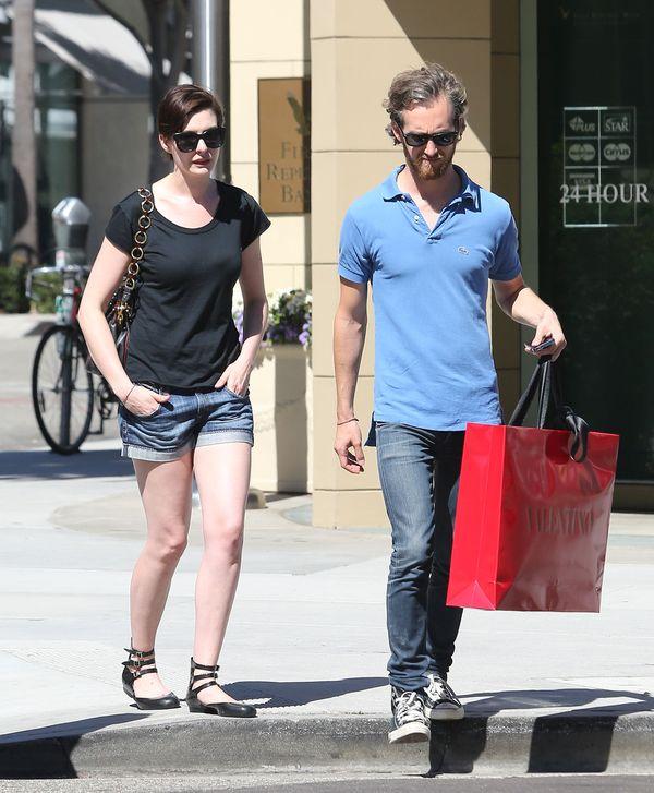 Anne Hathaway była opryskliwa i przewracała oczami