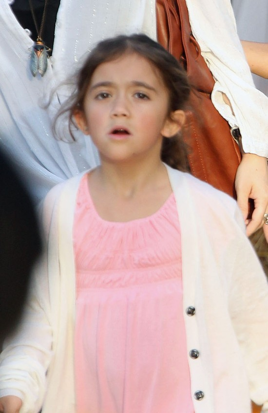 Czy córka Salmy Hayek wyładniała? (FOTO)