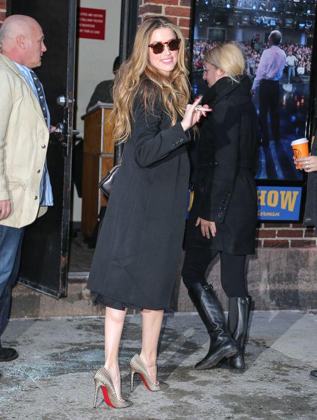 Amber Heard prezentuje: Sto procent kobiecości (FOTO)