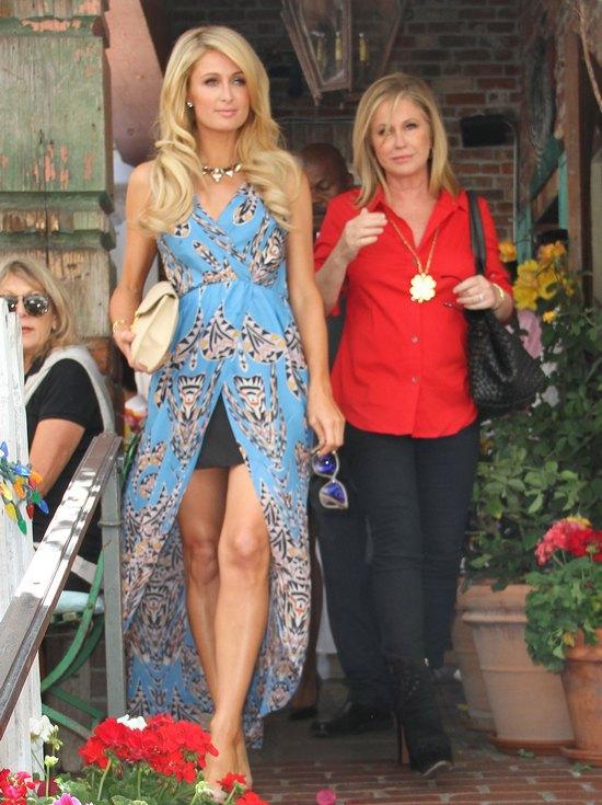Paris Hilton z mamą (FOTO)