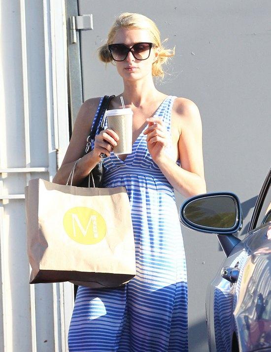 Paris Hilton w kucykach (FOTO)