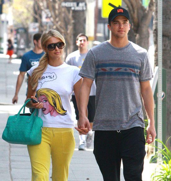 Paris Hilton przybrała na wadze? (FOTO)