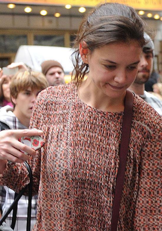 Odważna sesja Katie Holmes (FOTO)